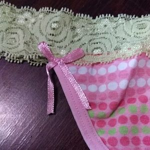 Rampage Intimates & Sleepwear - Rampage thong panties Size S